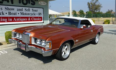 1973 Mercury Cougar - Information and photos - MOMENTcar