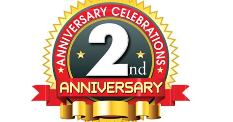 anniversary logo vector template  downloads
