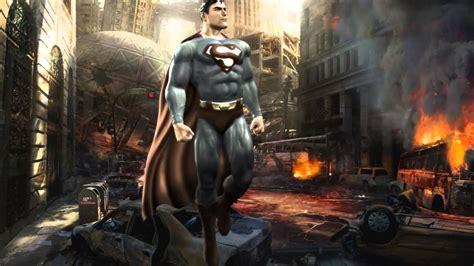 Superman Animated Wallpaper http://www.desktopanimated.com ...