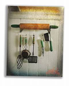 Farm vintage kitchen art photography home decor wall
