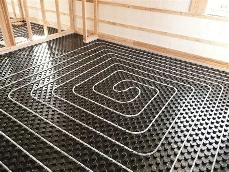 Polar Opposites Why Choose Radiant Floor Heating Over