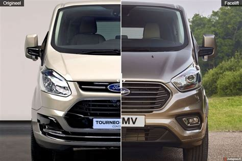 Facelift Friday Ford Tourneo Custom Autonieuws