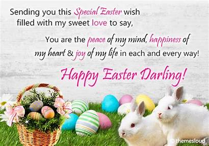 Easter Wish Happy Special Darling Very Wishes