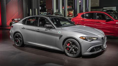 Alfa Romeo New York by 2019 Alfa Romeo Giulia Quadrifoglio Nring New York 2019