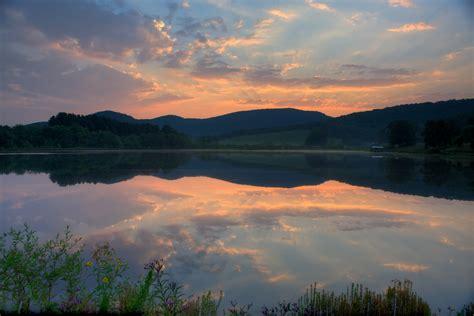 North Georgia Mountains Sunrise