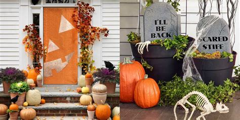 Outside Decoration Ideas - 38 scary outdoor decorations best yard and