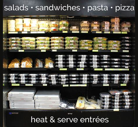 cuisine to go food to go big markets thorold food market