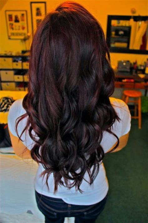 Black Hair Color Ideas by 30 Hair Color Ideas Sultry Showstopping Styles