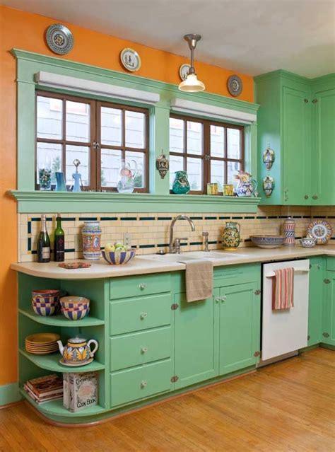 1950s kitchen colors 25 best ideas about retro kitchens on vintage 1037
