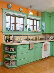 25+ Best Ideas about Retro Kitchens on Pinterest