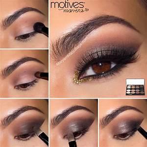 Smokey Cat Eye Makeup | ... Element Palette Chocolate ...