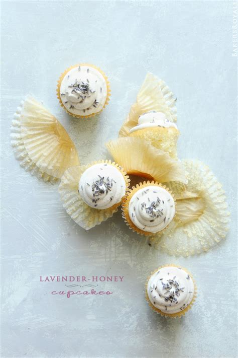 lavender honey cupcakes lavender honey cupcakes
