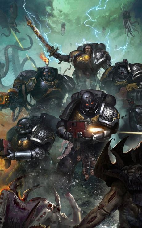 Discover images and videos about phone wallpaper from all over the world on we heart it. Warhammer 40k Deathwatch Wallpaper - wallpaper quotes