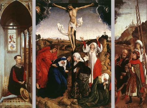 abegg triptych van der weyden rogier wikiart org
