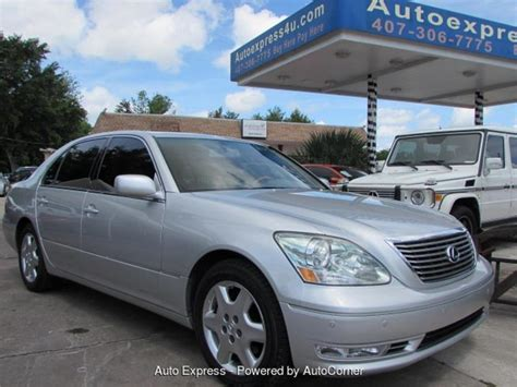 car owners manuals for sale 2004 lexus ls free book repair manuals 2004 lexus ls430 for sale classiccars com cc 1215955