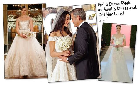george clooney  amal alamuddins  wedding photo