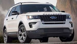 2018 Ford Explorer Owners Manual  U2013 The Ford Explorer
