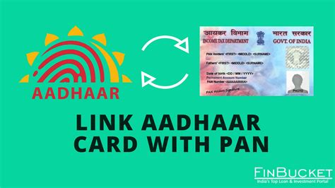 Once it matches, you may get a captcha code to verify. Link Aadhar Card with PAN   Link aadhar with PAN by sending SMS