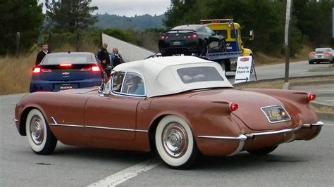 Tuning Cars And News 1953 Chevrolet Corvette C1