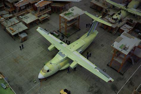 Il112 Transport Aircraft