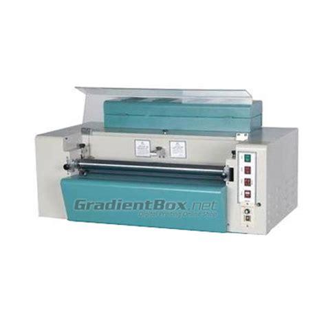 mesin laminasi uv mesin uv varnish model baru tanpa residu gradientbox net