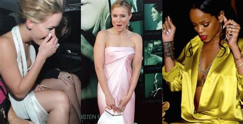 2014 Celebrity Wardrobe Malfunctions Uncensored