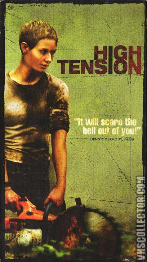 High Tension | VHSCollector.com