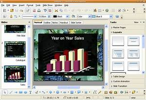 open office impress make professional slideshows and With openoffice impress templates free download