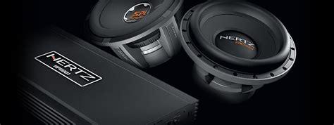Hertz Car Audio Systems