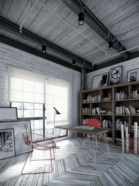 industrial home interior design industrial decor interior design ideas