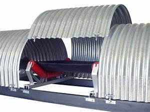 Conveyor Belt Protection And Covers