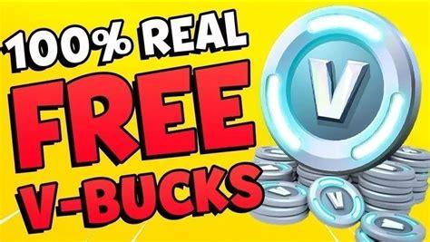 {100%}Real Fortnite V-Bucks Special Gift for Fortnite ...