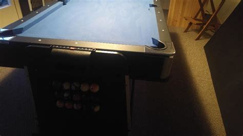 tabletop pool table full size full size pool table air hockey table tennis wolverhampton