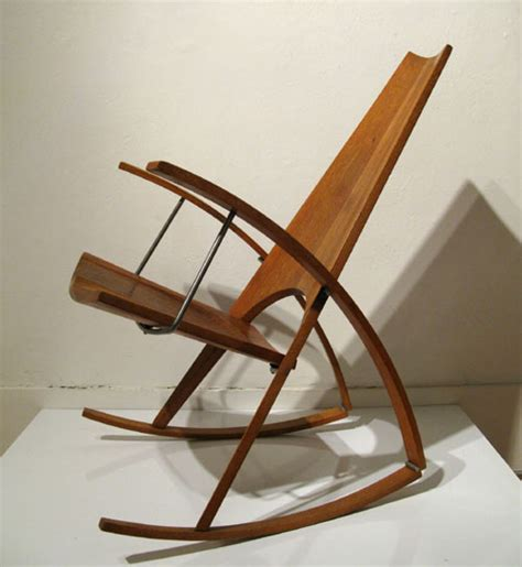 meyer rocking chair is patented awesome types