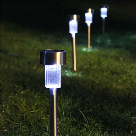 decorative solar yard lights beautify your home by installing a decorative garden