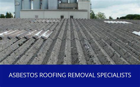 service asbestos roofing removal belmont roofing