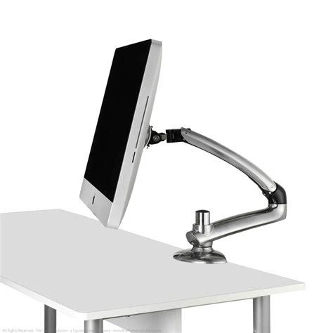 desk mount monitor arm imac ergotech imac freedom arm shop ergotech monitor arms