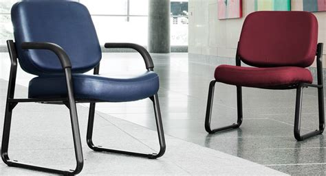 Heavy Duty Guest Chairs