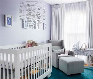 chambre bebe moderne deco maison moderne With chambre bebe fille moderne