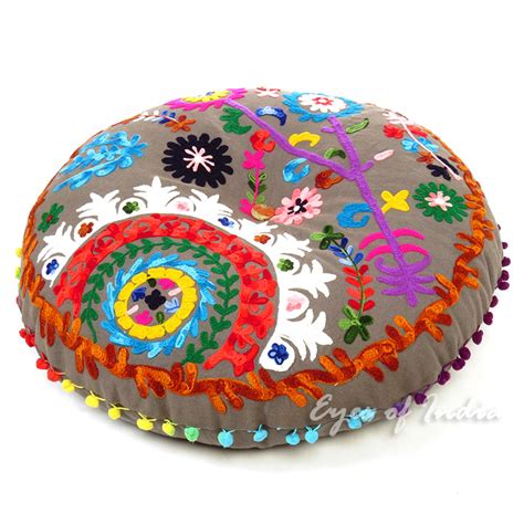 glass knobs and pulls grey boho embroidered bohemian throw colorful floor