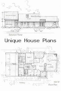 Ranch, House, Plan, Unique, House, Plans, Exclusive, Collection