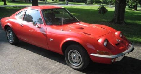 Opel Gt For Sale Craigslist by Craigslist Find 1970 Opel Gt Gm Authority