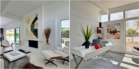 Summer Decor: The Palm Springs Style