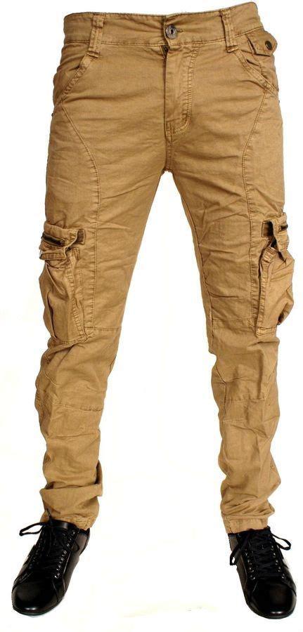 ideas  pantalon cargo homme  pinterest