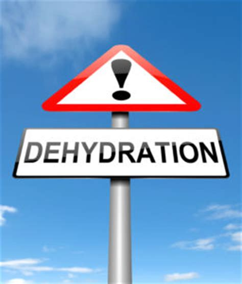 First aid for dehydration – First aid for free