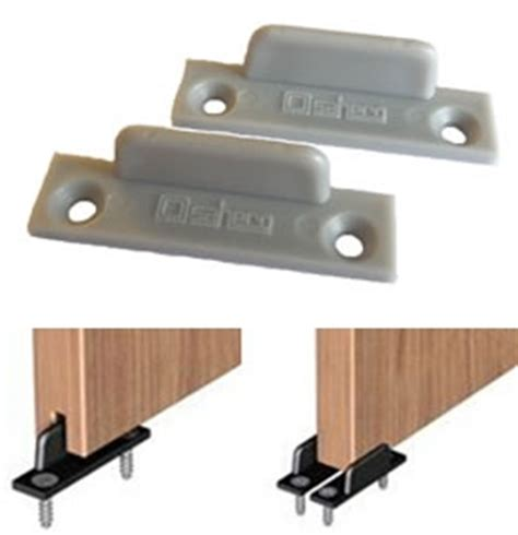 saheco sf 20 52 floor guides for sliding wardrobe doors