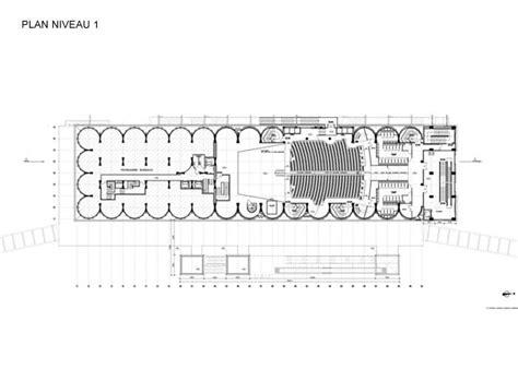 le silo plan de salle le silo d arenc marseille 13