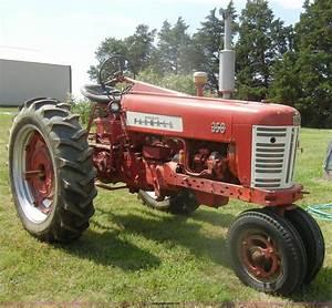 1957 Mccormick Farmall 350 Tractor