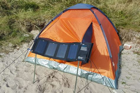 best tents for cing tent solar panel of twente student