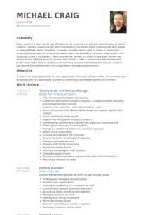 resume template for server bartender description job personal assistant kitchen manager resume sles visualcv resume sles database